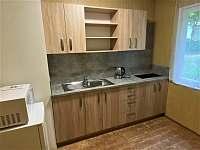 kuchyň - pronájem apartmánu Štítary