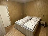 ložnice pokoj - apartmán k pronájmu Štítary