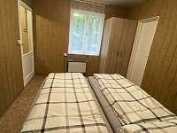 ložnice pokoj - apartmán ubytování Štítary