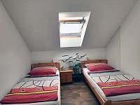 Ložnice č.3 - apartmán ubytování Rakvice