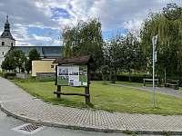 Park - 200 m - Boršice u Blatnice