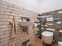 Toaleta B - chalupa k pronájmu Žádovice