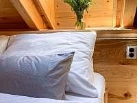 Dubový pokoj - chalupa ubytování Štítary