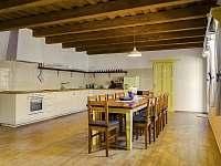 kuchyně s jídelnou - Nove Mlyny