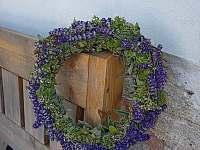 Levandulový věneček - rekreační dům k pronájmu Mikulov