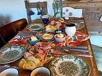 Snídaně pro naše hosty - Mikulov