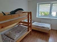 ložnice 2. - pronájem chalupy Vavřinec