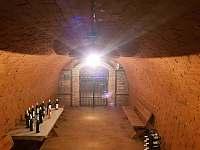Vinný sklep - celkový pohled - Mutěnice