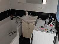 koupelna - apartmán ubytování Znojmo