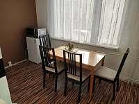 kuchyň - pronájem apartmánu Znojmo