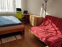 ložnice - apartmán k pronajmutí Znojmo