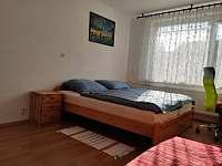 ložnice - apartmán k pronájmu Znojmo