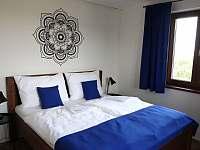 ap1 ložnice - apartmán k pronájmu Pavlov