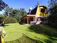chata - Chmelnice - Oslnovice