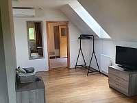 Apartmán č.3 , ubytovat lze až 6 osob - chalupa k pronajmutí Jaroslavice