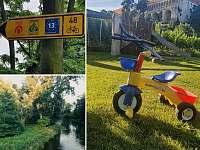 spousta aktivit kolem penzionu - Jaroslavice