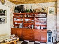 Ubytování U nás ve Vile - Degustační místnost - vila k pronajmutí Čejč