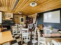 Ubytování U nás ve Vile - Degustační místnost - pronájem vily Čejč