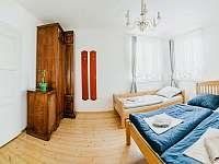 Ubytování U nás ve Vile - Pokoj 3 lůžka - vila k pronájmu Čejč