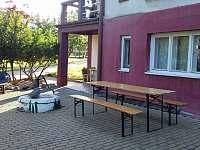 Ubytování U nás ve Vile - Posezení - vila ubytování Čejč