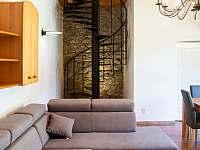 Apartmá #1 | Chalupa Šatov u Znojma - k pronajmutí