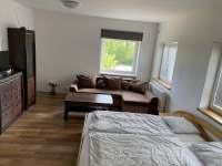 Pokoj 1 - apartmán ubytování Březí