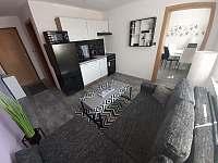 Apartmán LauMar 3- kuchyňská část - k pronájmu Bzenec