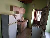 apartmán 3+kk kuchyň - pronájem Šakvice