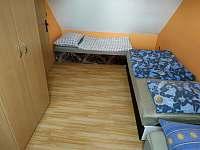 apartmán 3+kk ložnice 2 - Šakvice