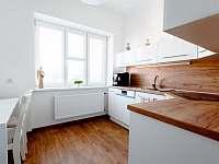 Kuchyně - apartmán ubytování Strážnice