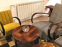 relaxační zóna - apartmán ubytování Čejkovice