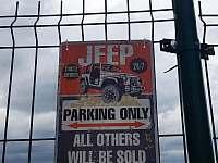 jeepům se nic nestane :-) - Haluzice