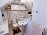 koupelna - Haluzice