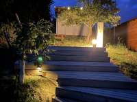 dřevodomek u sluneční terasy - pronájem chaty Mutěnice
