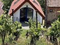 Vinohrad za domem - chata k pronájmu Mutěnice