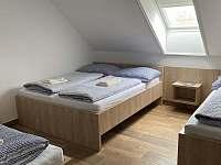 4 lůžkový pokoj - chata k pronajmutí Mutěnice