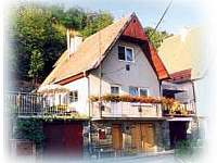 Chata ubytování v Strachotíně