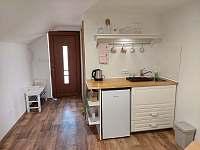 Růžový pokoj - apartmán k pronajmutí Velké Bílovice