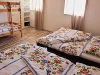 Ložnice 1 - pronájem chaty Prušánky - Nechory