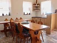 Spodní kuchyně a posezení - Prušánky - Nechory