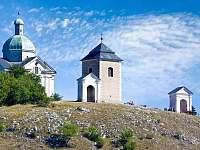 Svatý kopeček Mikulov - Hrabětice