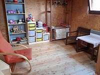 Ložnice 1, hrací koutek - Vřesovice