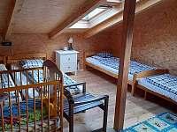 Ložnice 2 s dětskou postýlkou - Vřesovice