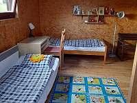 Ložnice 2 s knihovnou - Vřesovice