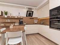 kuchyňský kout - apartmán k pronajmutí Břeclav - Poštorná