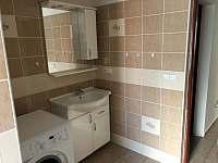 koupelna - pronájem chalupy Dolní Věstonice