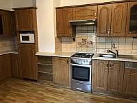 kuchyn - chalupa ubytování Dolní Věstonice