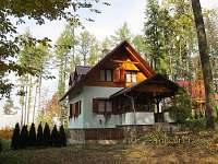Chata k pronajmutí - dovolená Rybník Pod Hrádkem rekreace Jedovnice