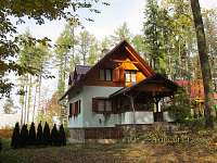 Chata k pronajmutí - okolí Olomučan