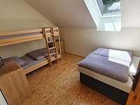 Samostatná ložnice v patře - Buchlovice - Smraďavka